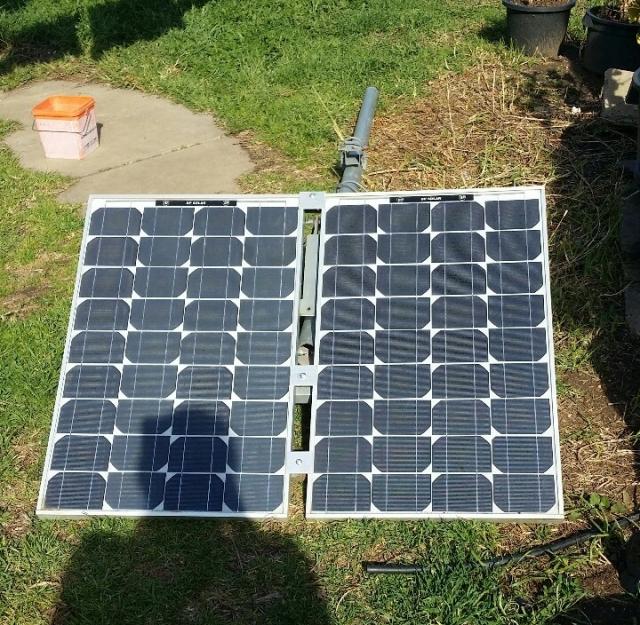 solar diy 2015