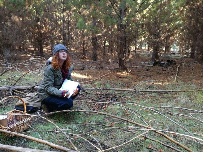 Jess at Mt Crawford