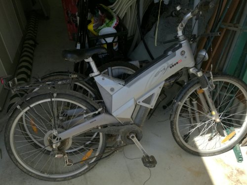 An electric bike is the go for Summer