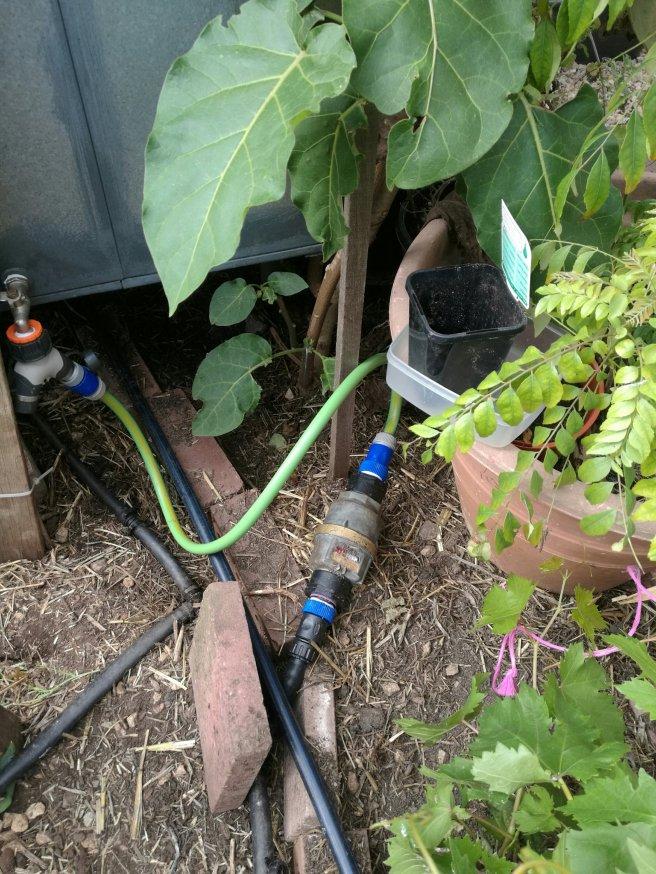 Low pressure mechanicall meter