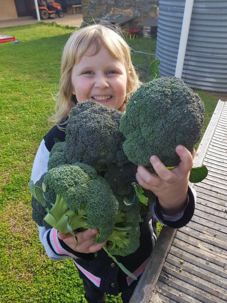 Keeley - Australia's Next Top Gardener