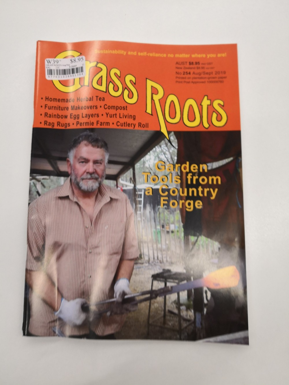 Grass Roots Magazine Aug/Sept 2019 #254