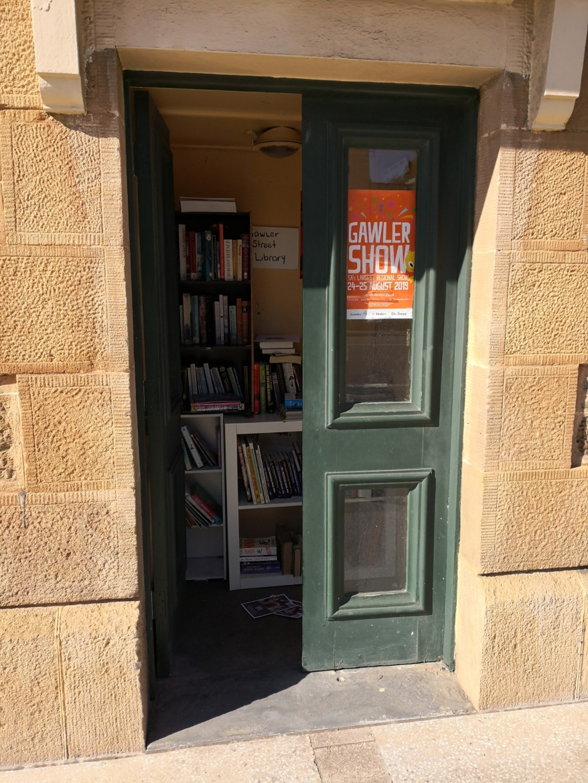 Gawler's hidden library