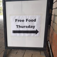 Helping hands around Gawler #2 Free Food Thursday