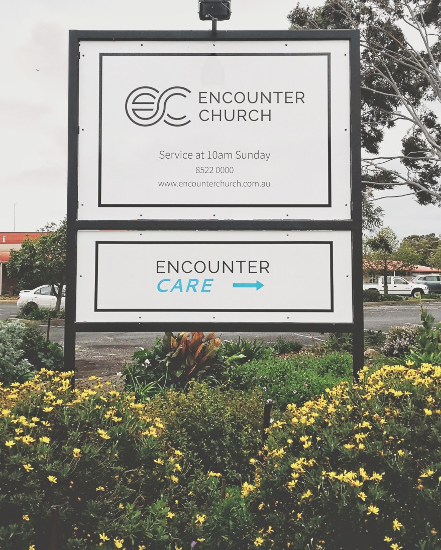 Encounters sign