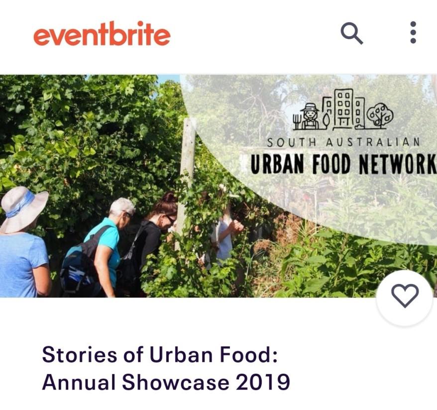 SA Urban Food Network Showcase