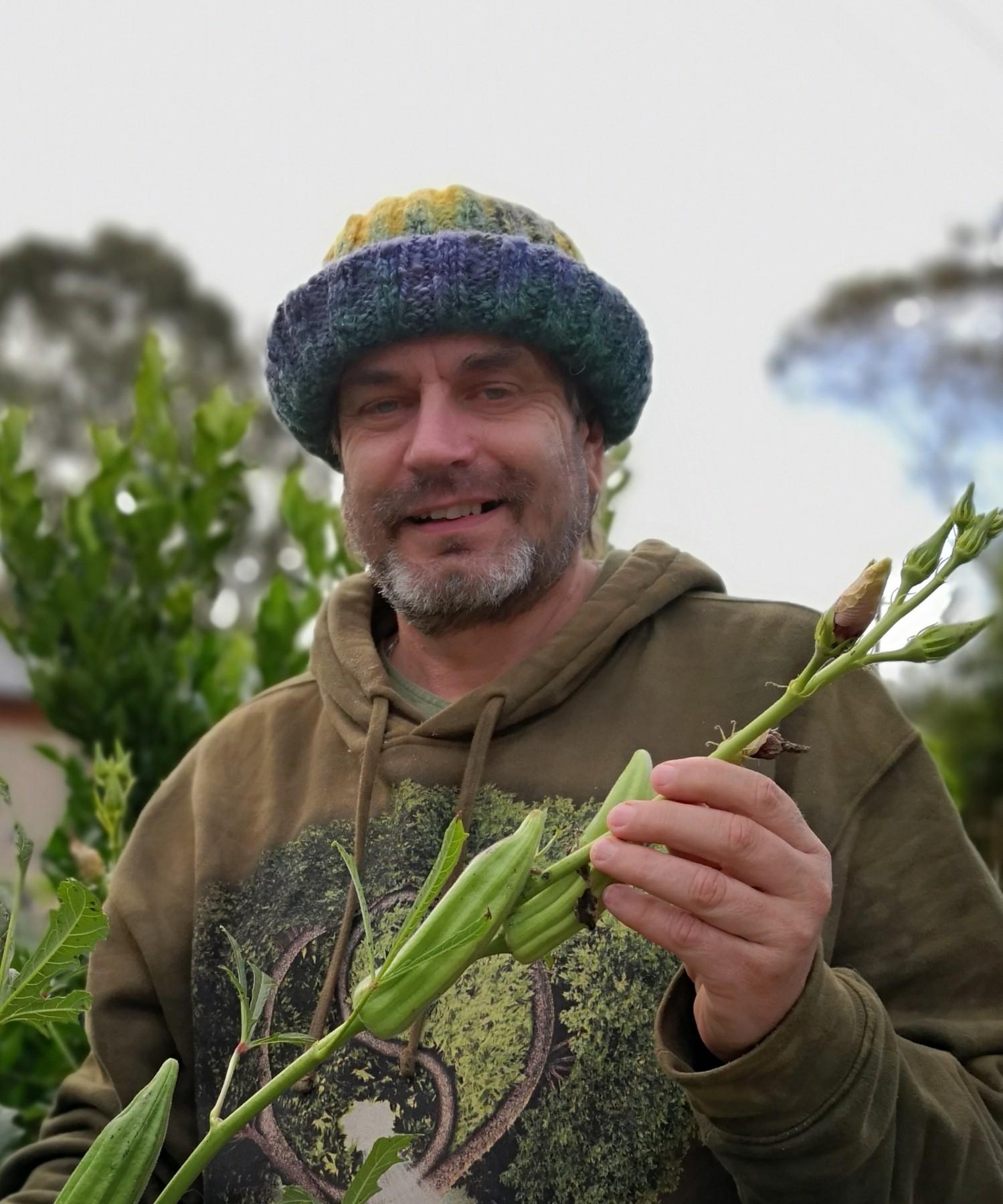 Malcolm Haines author blogger engineer gardener