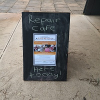 Repair cafe success