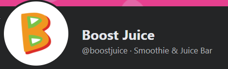 Boost Juice Gawler