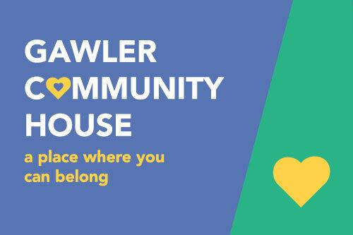 Gawler Community House https://www.facebook.com/Gawlercommunityh0use/